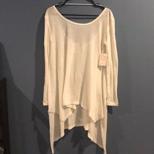 NWT Free People Thermal Top